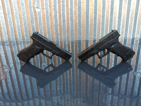 GLOCK XD POLYMER STYLE PISTOL HANDGUN GUN SINGLE UNIT