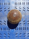 SPHERE BALL ROUND TANK BROWN SINGLE UNIT
