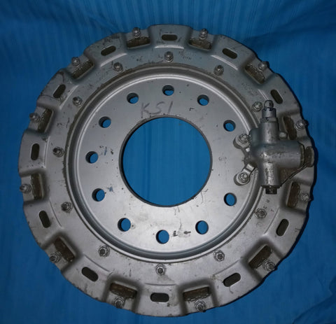 AEROSPACE SCI-FI ALIEN ROUND BRAKE SINGLE UNIT