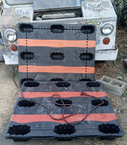 PLASTIC PALLET SINGLE UNIT