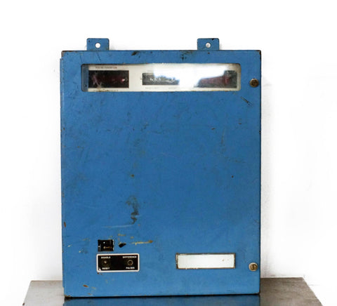 PACIFIC BLUE ELECTRICAL INDUSTRIAL LABORATORY CONTROL BOX SINGLE UNIT