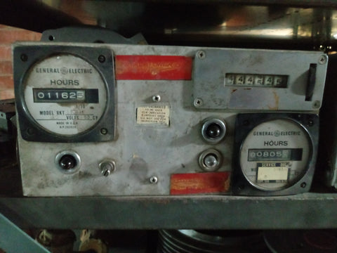 GENERAL ELECTRIC MODEL 8KT TIMER  SINGLE UNIT