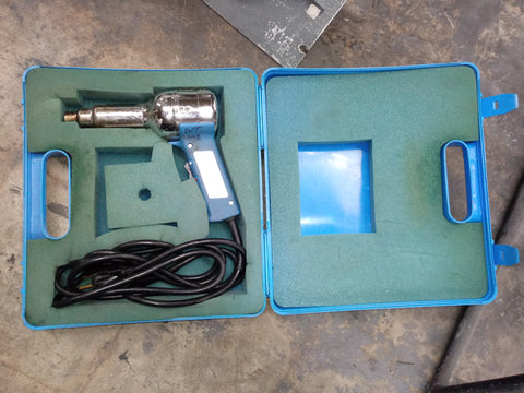 RAYCHEM HEATGUN INDUSTRIAL LABORATORY BLUE SINGLE UNIT
