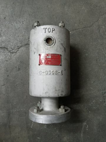 INDUSTRIAL EXPLOSION PROOF FLANGE TANK SINGLE UNIT