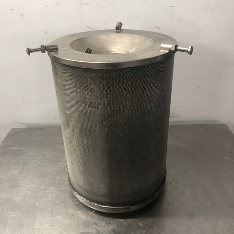 AEROSPACE STAINLESS STEEL FILTER ELEMENT SINGLE UNIT