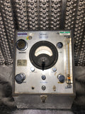 AEROSPACE LABORATORY GLASS ALNOR BUTTON GAUGE METER PANEL GREY BOX