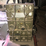 US MILITARY WW2 RADIO RECEIVER & TRANSMITTER GREEN SINGLE UNIT