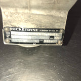 ROCKETDYNE AEROSPACE BUTTERFLY VALVE ASSEMBLY HEAD GREY SINGLE UNIT