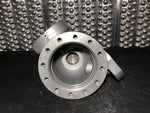 DOME FLANGE STAINLESS STEEL ELBOW ROCKET SPACESHIP AEROSPACE COMPONENT SINGLE UNIT