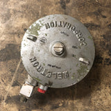 MELETRON PRESSURE ACTUATED SWITCH ROUND EXPLOSION PROOF SINGLE UNIT
