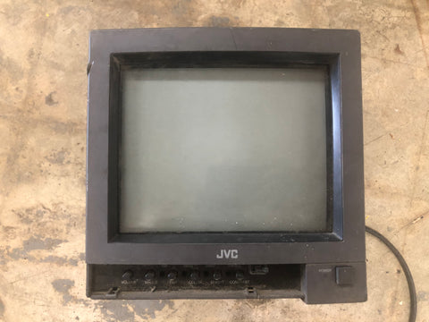 JVC TV SCREEN ELECTRICAL MONITOR GREY SINGLE UNIT