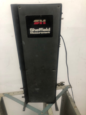 SHEFFIELD MEASUREMENTS INDUSTRIAL LABORATORY RANGE CONTROLLER SINGLE UNIT