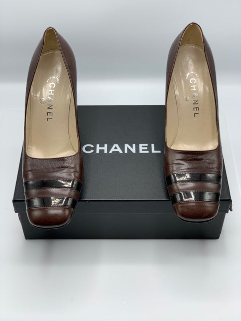 Chanel  Pump Sz 39.5