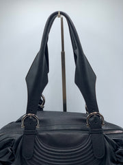 Salvatore Ferragamo Leather Satchel