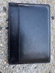 Saint Laurent Paris Leather Card Case