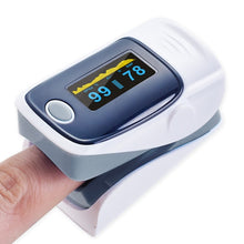 Load image into Gallery viewer, Wireless Digital Finger Pulse Oximeter