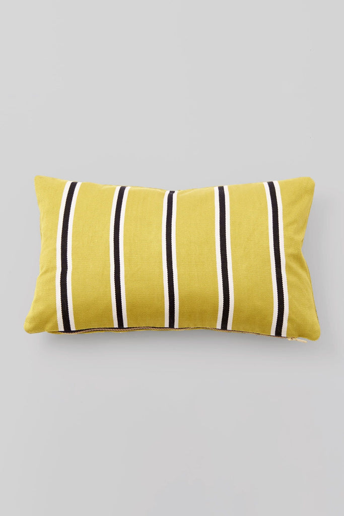 LISO STRIPES LEMON PILLOW