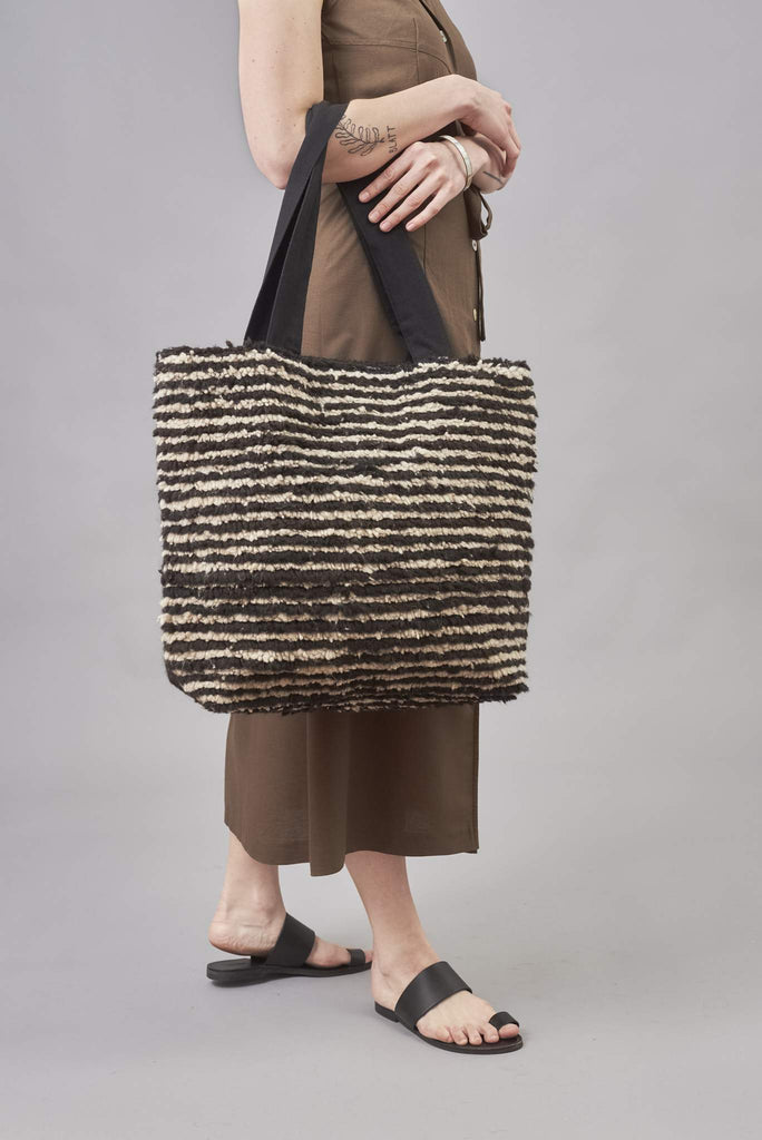 NEW WOOL SHOPPER ELVIA