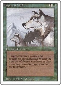 Aspect of Wolf [Revised Edition] | From The Deep Games