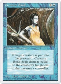 Creature Bond [Fourth Edition] | From The Deep Games