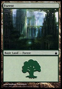 Forest (303) [Ravnica: City of Guilds] | From The Deep Games