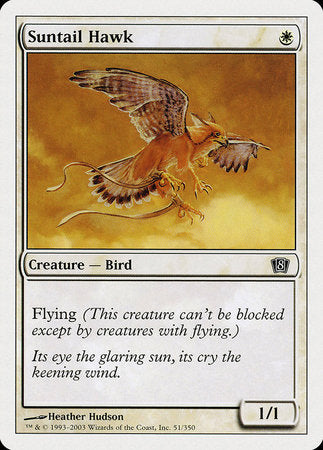 Suntail Hawk [Eighth Edition] | From The Deep Games