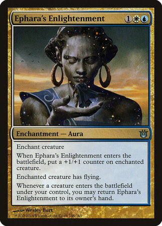 Ephara's Enlightenment [Born of the Gods] | From The Deep Games