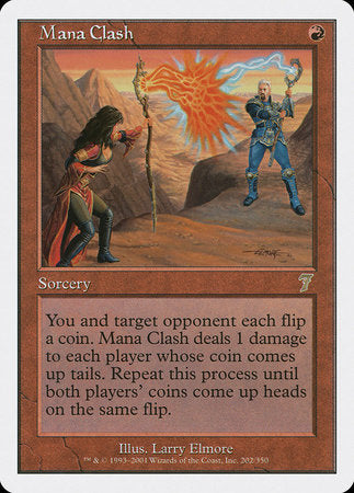 Mana Clash [Seventh Edition] | From The Deep Games