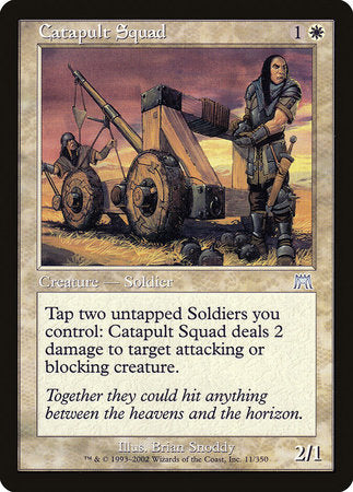 Catapult Squad [Onslaught] | From The Deep Games