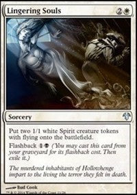 Lingering Souls [Modern Event Deck 2014] | From The Deep Games