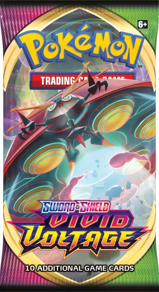 Pokemon TCG Vivid Voltage Booster Box | From The Deep Games