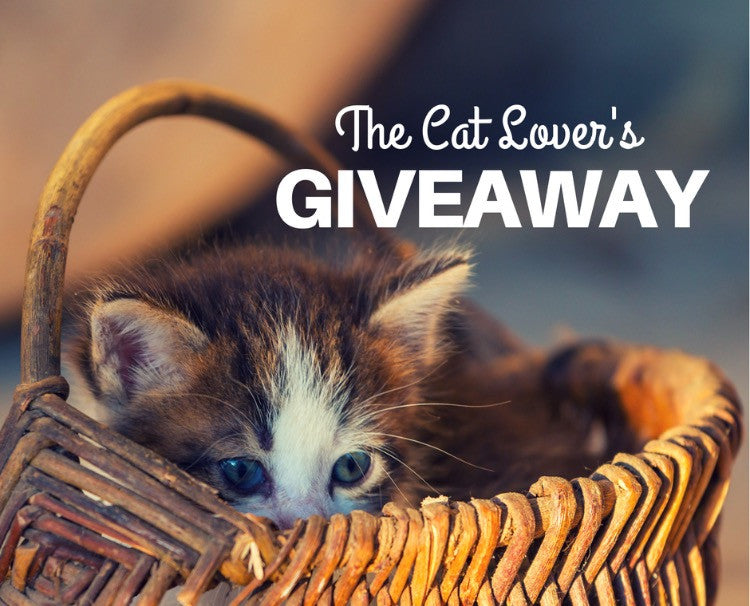 Treat Yourself Giveaway #1 for Cat Lovers!