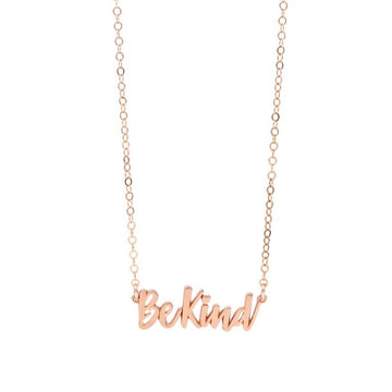 The Inspiration Collection: Be Kind Necklace