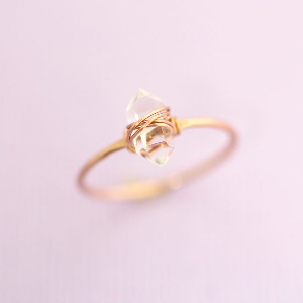 Kayla Herkimer Diamond Ring