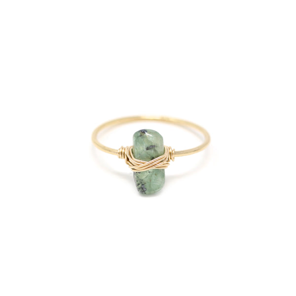 Laura Kyanite Gemstone Ring