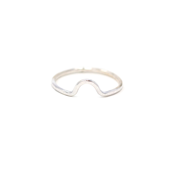Emily Rainbow Stacking Ring