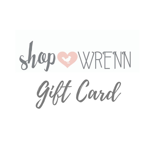 Wrenn Jewelry Gift Card