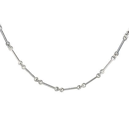 Silverpath lengthening piece 3,5 cm – Lapponia Jewelry