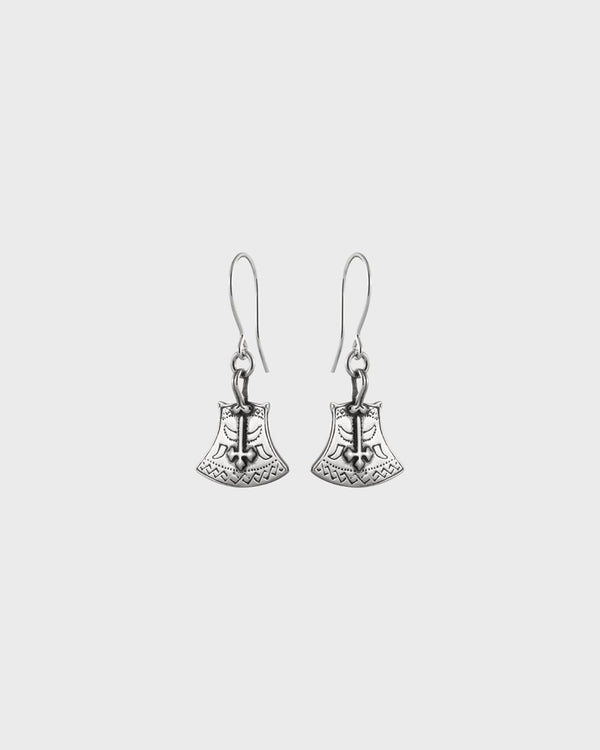 Kuusamo Ax Earrings – Kalevala Originals
