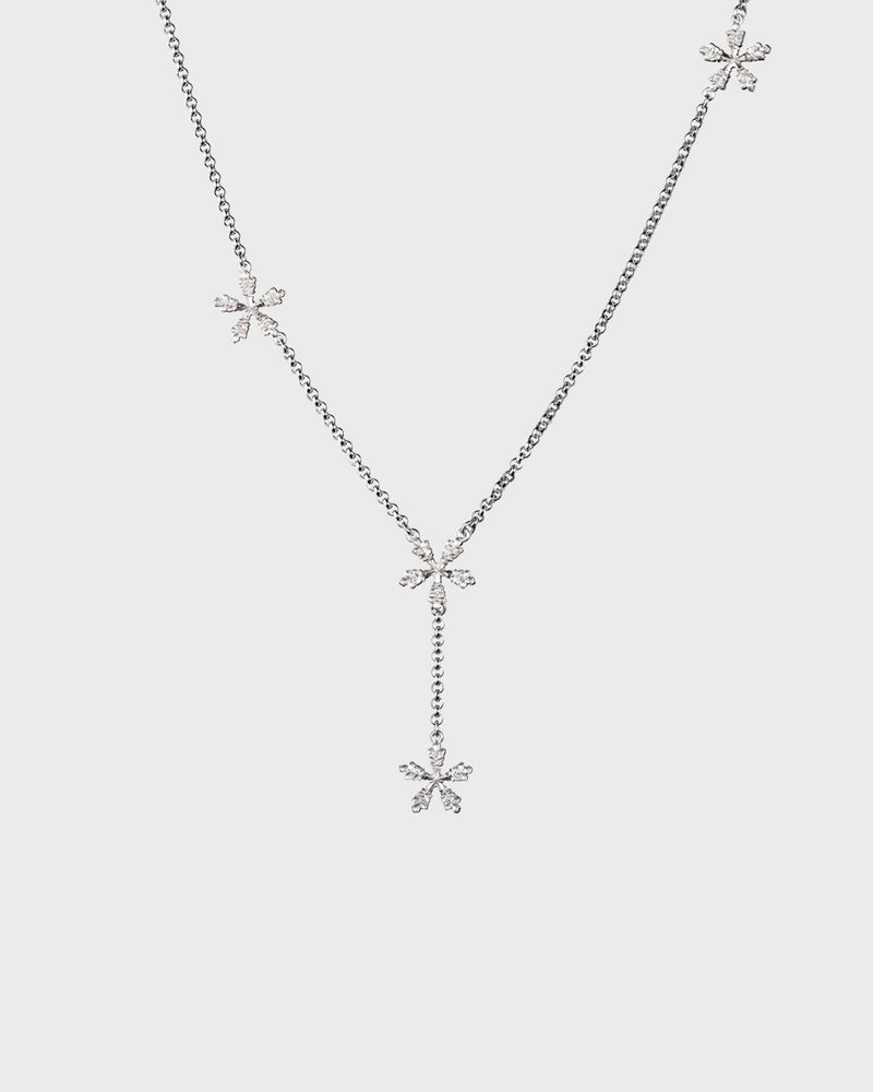 Snow Crystal Necklace – Kalevala Modern
