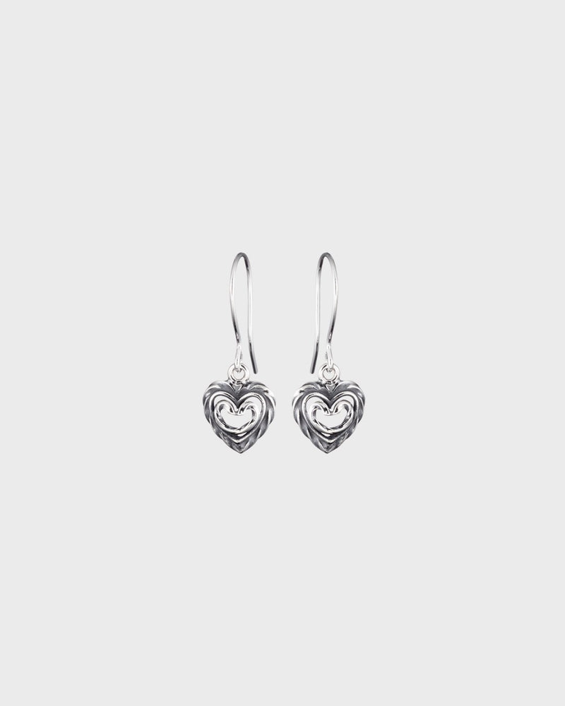Heart of the House Earrings – Kalevala Originals
