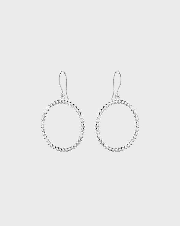 Circle of Light Earrings – Kalevala Modern