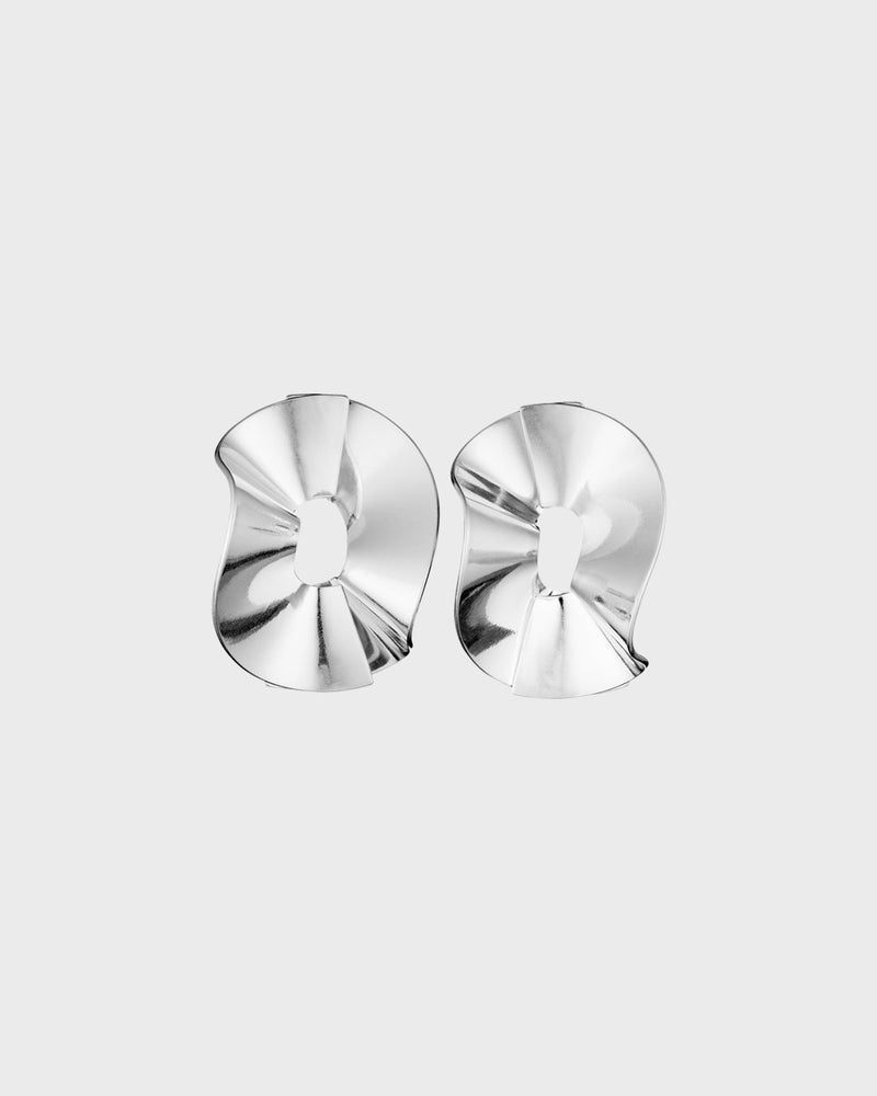 Alluring Earrings round – Kalevala Modern