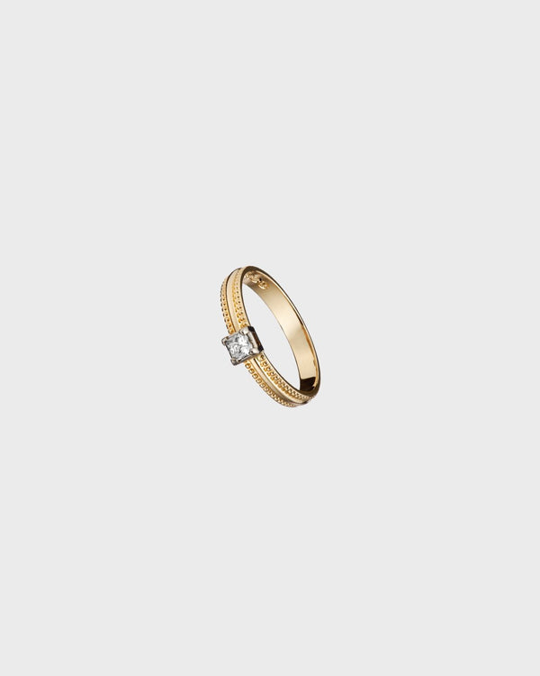 Side by Side Ring 0,19 ct – Kalevala Jewelry