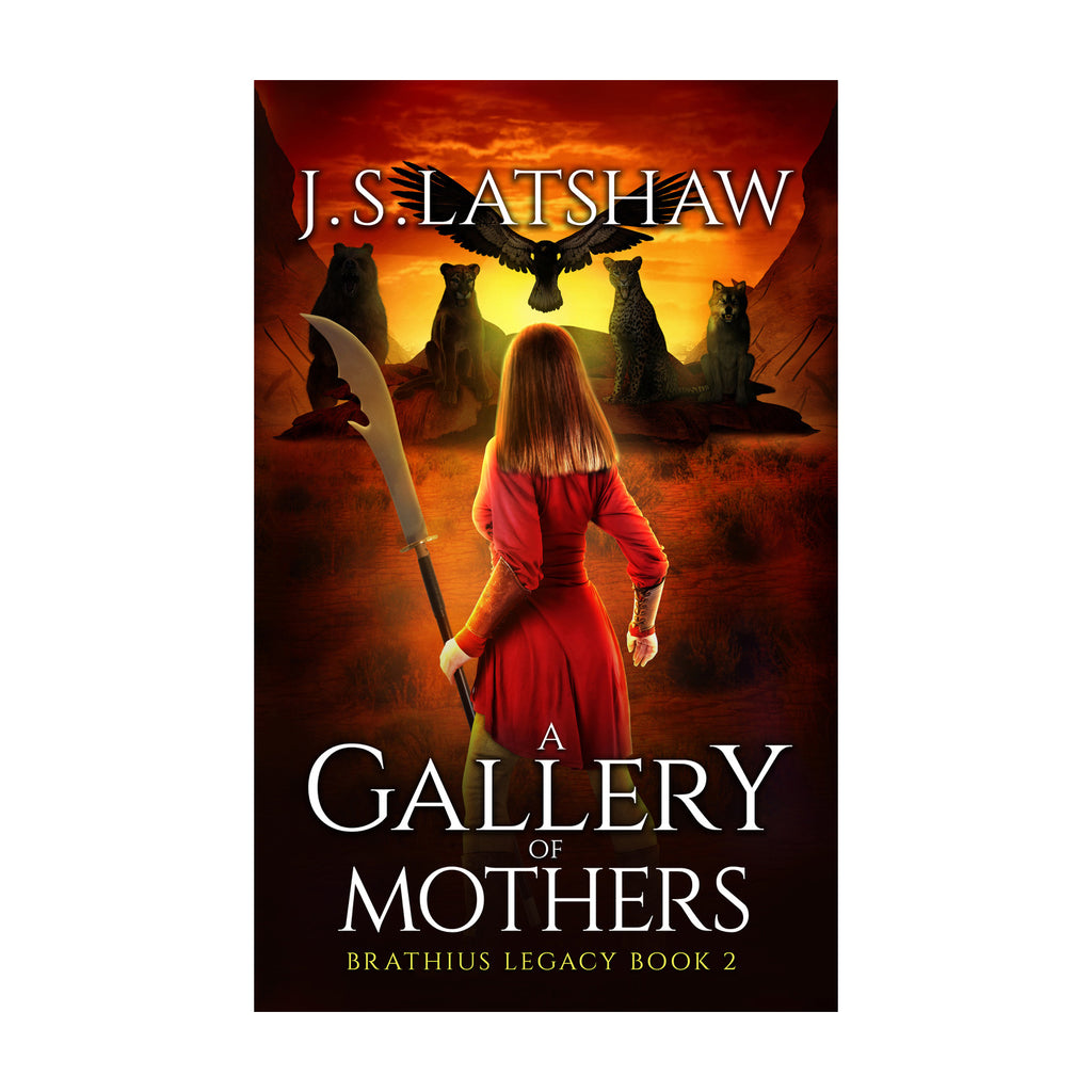 A Gallery of Mothers (Brathius Legacy Series) - Volume 2