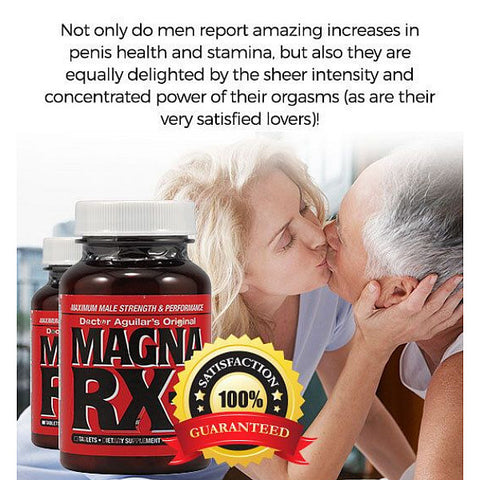 Magna RX For Male Health