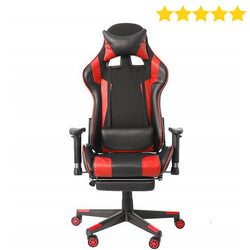 Ergonomic Office Chair Racing Gaming Chair Laptop Desk Computer Gaming Chair - Surest Deals Store
