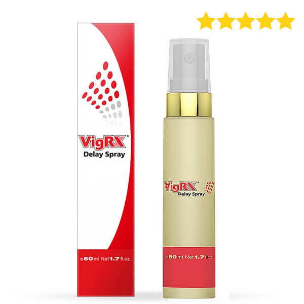 VigRx Delay Spray - Surest Deals Store