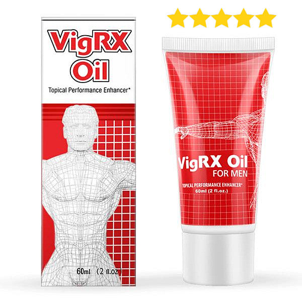 VigRX Oil Supplement - Surest Deals Store