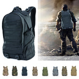 Camping Tactical Army Backpack Sports Traveling Bag 45L - Surest Deals Store